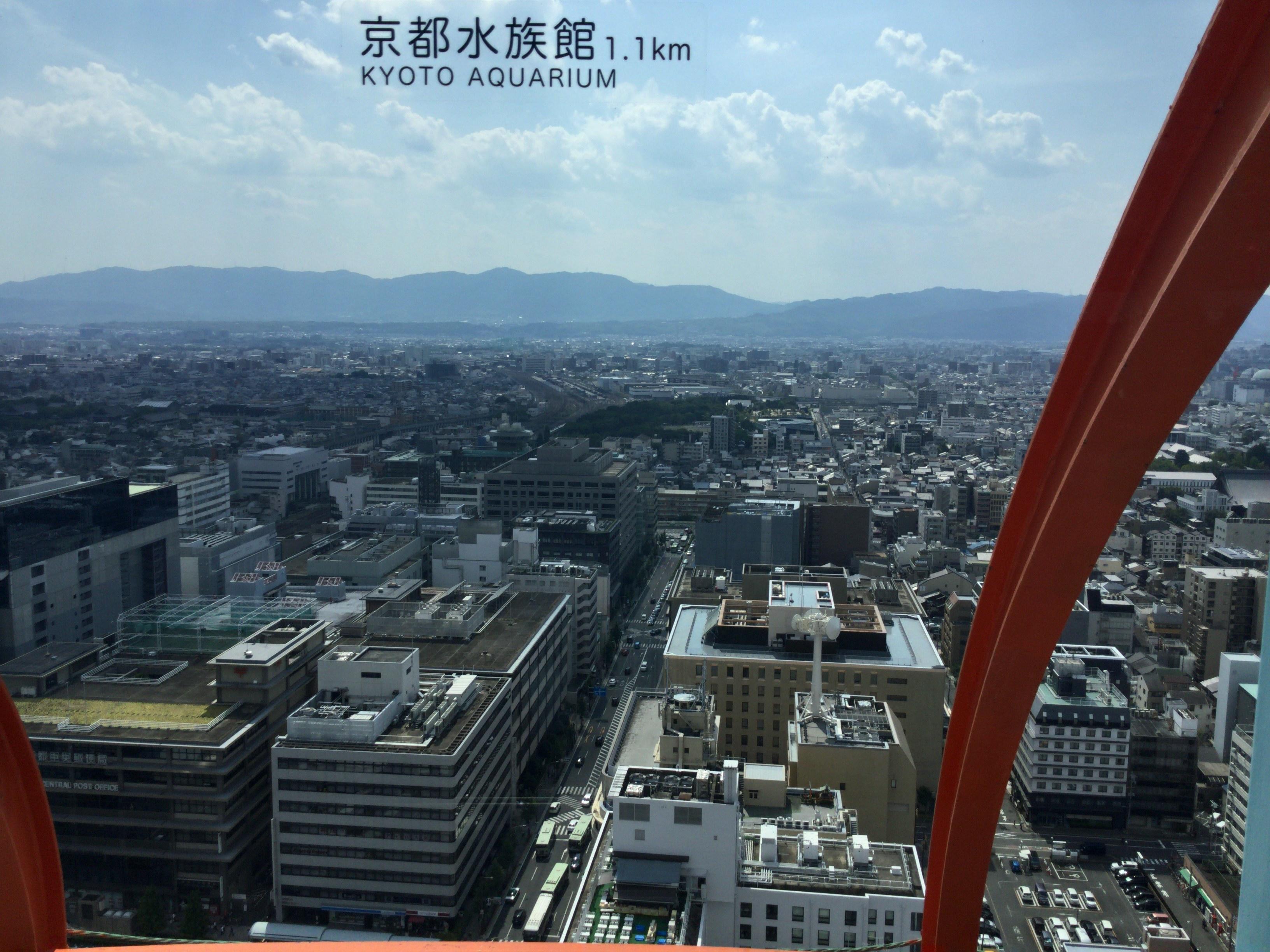 京都水族館方面