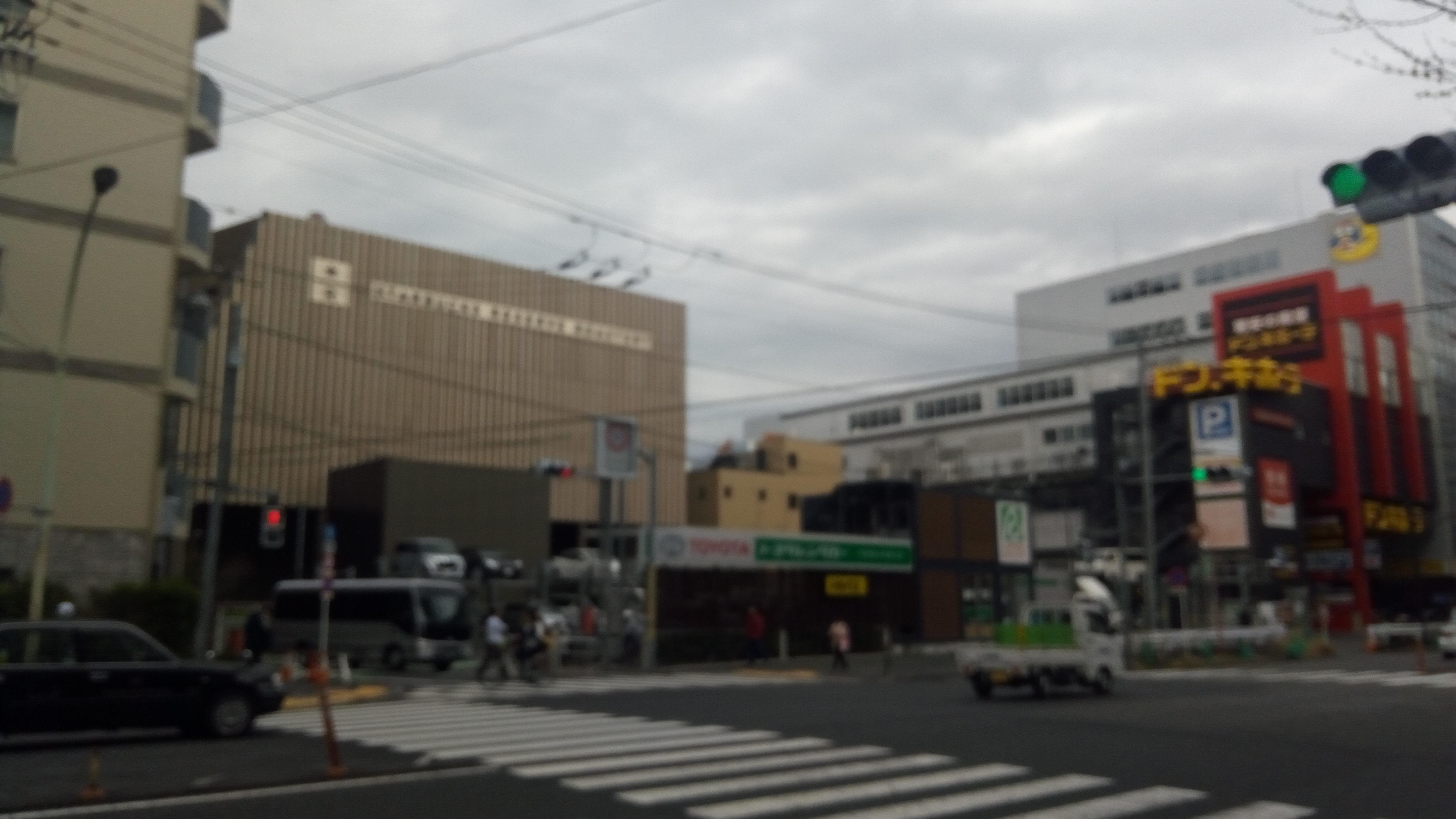 スターバックスリザーブロースタリー東京周辺環境
